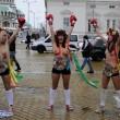 Sofia: Femen, protesta a seno nudo contro Putin03