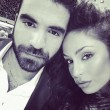 Raffaella Fico, fidanzato Gianluca Tozzi le dedica striscione buon compleanno02
