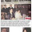 Berlusconi a 29 anni quando non era ricco. FOTO matrimonio con Carla Dall'Oglio06