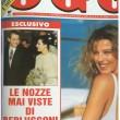 Berlusconi a 29 anni quando non era ricco. FOTO matrimonio con Carla Dall'Oglio05