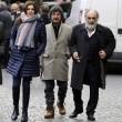Monica Scattini, amici e colleghi ai funerali: Verdone, Pannofino, Brunetti02