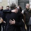 Monica Scattini, amici e colleghi ai funerali: Verdone, Pannofino, Brunetti04