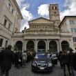 Monica Scattini, amici e colleghi ai funerali: Verdone, Pannofino, Brunetti09