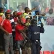 Ghana-Guinea Equatoriale, scontri e violenza in Coppa d'Africa FOTO01