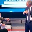 """Giletti contro vitalizio Capanna: """"Prendi 5mila al mese"""". """"E tu ne prendi 30mila"""" VIDEO"""