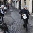 M5S, Beppe Grillo e Casaleggio da Mattarella 06
