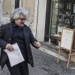 M5S, Beppe Grillo e Casaleggio da Mattarella 04