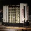 Las Vegas, la spettacolare demolizione dell'Hotel Clarion08