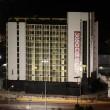 Las Vegas, la spettacolare demolizione dell'Hotel Clarion16