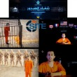 Isis, altro video orrore: pilota giordano bruciato vivo in una gabbia