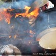 Libia, Isis contro la musica: bruciati strumenti musicali a Derna 03