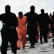 """Isis minaccia Italia. VIDEO 21 copti decapitati in Libia: """"Siamo a Sud di Roma"""" 01"""