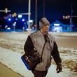 James Robertson percorre 33 km a piedi per andare a lavoro