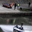 VIDEO YouTube Roma, scene James Bond Spectre sul Lungotevere FOTO5