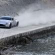VIDEO YouTube Roma, scene James Bond Spectre sul Lungotevere FOTO4