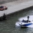 VIDEO YouTube Roma, scene James Bond Spectre sul Lungotevere FOTO