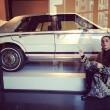 Katy Perry a Firenze: le FOTO al Museo Gucci e dei fan