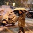 Maltempo: neve al Nord, bora a 150 km/h a Trieste, acqua alta a Venezia FOTO 10