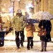 Maltempo: neve al Nord, bora a 150 km/h a Trieste, acqua alta a Venezia FOTO 14