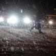Maltempo: neve al Nord, bora a 150 km/h a Trieste, acqua alta a Venezia FOTO 15