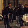 Massimo Ceccherini ubriaco, allontanato da polizia011