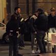 Massimo Ceccherini ubriaco, allontanato da polizia010