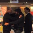 Massimo Ceccherini ubriaco, allontanato da polizia020