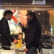 Massimo Ceccherini ubriaco, allontanato da polizia08