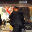Massimo Ceccherini ubriaco, allontanato da polizia07