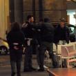 Massimo Ceccherini ubriaco, allontanato da polizia013