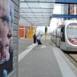 Presidente Mattarella arriva a Firenze in treno, poi va a Scandicci in tram 04