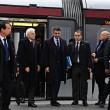 Presidente Mattarella arriva a Firenze in treno, poi va a Scandicci in tram 07