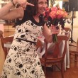 Colleziona bouquet: in 80 matrimoni ne ha presi 46