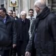 """Mattarella Presidente va a messa a piedi. Alle suore: """"Pregate per me"""" FOTO 4"""