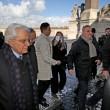"""Mattarella Presidente va a messa a piedi. Alle suore: """"Pregate per me"""" FOTO 7"""