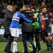 Samp-Genoa, Sinisa Mihajlovic prende Regini per il collo a fine partita VIDEO3