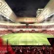 Milan presenta nuovo stadio: parchi, spazi per famiglie, un albergo FOTO04