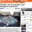 Roma-Feyenoord, ultras devastano06