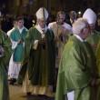 Roma, Papa Francesco visita campo porfughi e parrocchia a Pietralata02