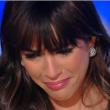 Sanremo 2015, Rocio Munoz Morales piange anche da Giletti07
