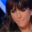 Sanremo 2015, Rocio Munoz Morales piange anche da Giletti05