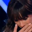 Sanremo 2015, Rocio Munoz Morales piange anche da Giletti04