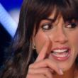 Sanremo 2015, Rocio Munoz Morales piange anche da Giletti03