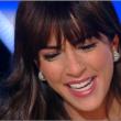 Sanremo 2015, Rocio Munoz Morales piange anche da Giletti02