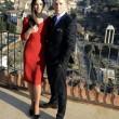 Roma, Monica Bellucci e Daniel Craig ai Fori Imperiali12