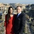 Roma, Monica Bellucci e Daniel Craig ai Fori Imperiali14