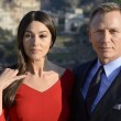 Roma, Monica Bellucci e Daniel Craig ai Fori Imperiali5