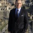 Roma, Monica Bellucci e Daniel Craig ai Fori Imperiali02