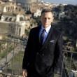 Roma, Monica Bellucci e Daniel Craig ai Fori Imperiali03