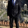 Roma, Monica Bellucci e Daniel Craig ai Fori Imperiali04